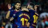 برشلونة: غياب سواريز 3 أسابيع بعد إصابته