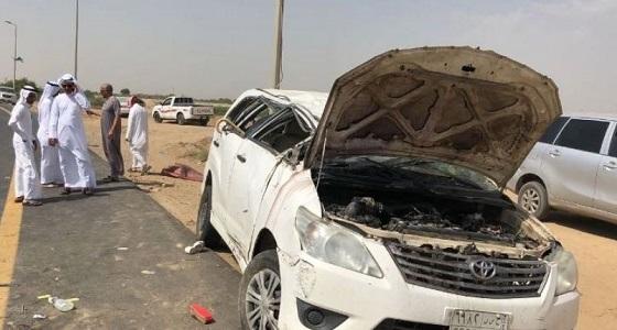 وفاة معلمتين وإصابة أخرى في حادث تصادم بصبيا