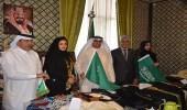 """الملحقية الثقافية تشارك باحتفالات """" يوم التراث """" بجامعة الدول العربية"""