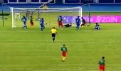 بالفيديو.. الكويت تخسر أمام الكاميرون