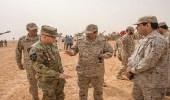 انطلاق مناورات الصداقة 2018 بين القوات السعودية والجيش الأمريكي