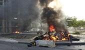 أنباء حول وقوع انفجار ضخم بفندق في مقديشيو