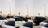 جامعة الإمام تفجر مفاجأة بشأن حادثة الدهس أمامها