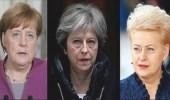 صورة نادرة لأقوى 3 نساء في العالم تثير إعجاب الجميع