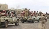 الجيش اليمني يحرر موقعين من قبضة الانقلابين في البيضاء