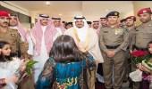 بالصور.. تعليم الرياض يشارك في فعاليات اليوم العالمي للدفاع المدني