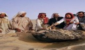 """بالصور.. رحالة يكتشف نيزك """" وبار """" الذي ضرب المملكة قبل 400 عام"""