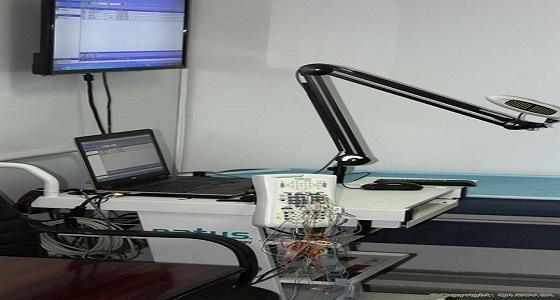 افتتاح عيادة تخطيط الدماغ في مستشفى الرس العام بالقصيم