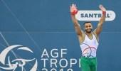 جعفر الصايغ يتأهل إلى نهائي بطولة العالم للجمباز