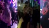 """بالفيديو.. هيفاء وهبي تتحدى ناهد السباعي برقص ساخن على """" لأ لأ """""""