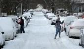 مصرع 9 أشخاص جراء موجة البرد في بريطانيا