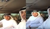 بالفيديو.. الشاعر هادي المنصوري يمسخر الشيخ تميم