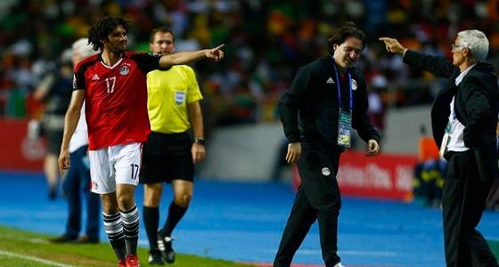 كوبر: المنتخب المصري قادر على تفجير مفاجأة بالمونديال