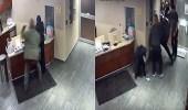 بالفيديو.. لحظة اعتداء شخص على فتاة محجبة داخل مستشفى لدوافع دينية