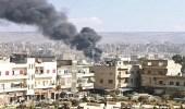 بالصور.. الدمار يخيم على موقع بعفرين نتيجة غارة تركية
