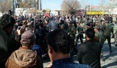 استمرار احتجاجات عرب الأحواز ضد انتهاكات إيران