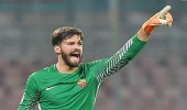 روما يضع شرطان لبيع حارسه إلى ريال مدريد