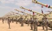 الجيش المصري يعلن مقتل 16 مسلحا في سيناء