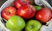 تناول شريحة من التفاح يويما يقوي المناعة
