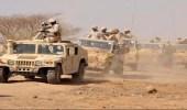 الجيش يتقدم لتحرير الراهدة.. ومقتل قيادي حوثي بتعز