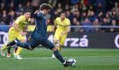 فياريال يهزم أتلتيكو مدريد في الدوري الإسباني