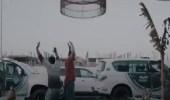 بالفيديو.. ضبط متهمين بسرقة مليون و500 ألف درهم