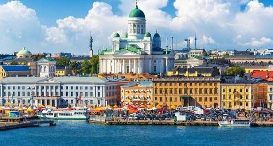 فنلندا تتربع على قمة تقرير السعادة العالمى