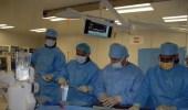زراعة صمام ميترالي لمريض دون تدخل جراحي في مركز الأمير سلطان للقلب