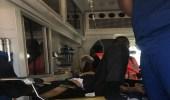5 إصابات بحادث تصادم في طريق الحرمين بإتجاه مكة