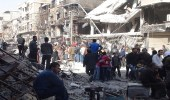 1500 عائلة فلسطينية تحت حصار قوات النظام السوري