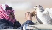 بالصور.. الأمير محمد بن نايف أثناء رحلة بالصحراء
