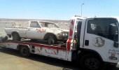 بأمر أمير مكة بالنيابة.. رفع 576 سيارة تالفة من شوارع الجموم