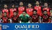 منتخب كولومبيا يواجه مصر وديا