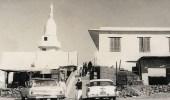 صورة نادرة لمسجد القبلتين بالمدينة المنورة