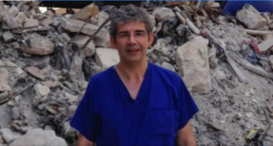 بالفيديو.. قصف مستشفى ميداني بسوريا بسبب بث مباشر لجراحة