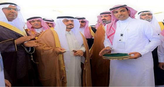 أمير الرياض يفتتح 6 مشاريع لتحسين وتطوير الطرق بالعاصمة