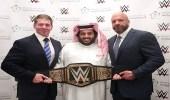 """"""" آل الشيخ """" يوقع اتفاقية لإقامة منافسات المصارعة بالمملكة"""