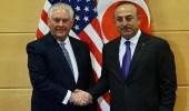 """بعد الإطاحة به.. بماذا يخطط وزير خارجية تركيا مع """" تيلرسون """""""