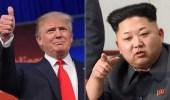 """"""" ترامب """" يعلن عن ترحيبه بمقابلة زعيم كوريا الشمالية"""