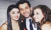 بالصور.. التركية هاندا أرتشيل تخطف الأنظار بقبلاتها في خطوبة شقيقتها