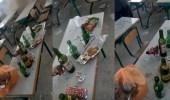 بالفيديو.. غضب بسبب العثور على خمور في مدرسة مغربية