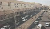 صورة نادرة لشارع الإمام تركي بحي المعيقلية