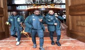بالصور.. المنتخب الوطني يغادر إلى ملعب ماربيا الإسباني