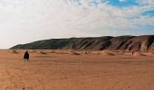 """"""" الرشيد """" يكشف علاقة الجن بوميض الصحراء الغامض"""