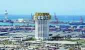 استئناف الحركة الملاحية بميناء جدة اليوم