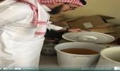 بالصور.. ضبط مستودع لتصنيع عطور مخالفة للاشتراطات بمكة