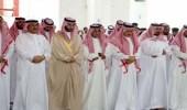 أداء صلاة الميت على الأمير خالد بن عبدالله بن عبدالعزيز بالمسجد الحرام