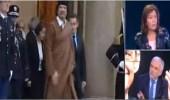 بالفيديو.. صحفية فرنسية تكشف حقيقة محاولة اغتصابها من القذافي