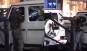 بالفيديو.. لحظة الاعتداء على شاب خليجي بآلة حادة في لندن