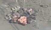 بالفيديو.. قوات التحالف تستهدف تجمعات لميليشيات الحوثي الإيرانية